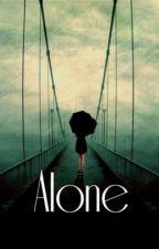 Alone // luke hemmings by DuniFkh