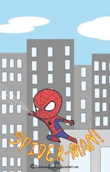 Spiderman x Reader