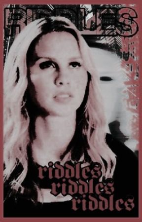 RIDDLES ━ hp apply fic  by -tomriddles