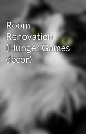 Room Renovation (Hunger Games decor) by RayneBeckham