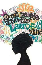 Quiet People have The loudest Mind by kimmy091587