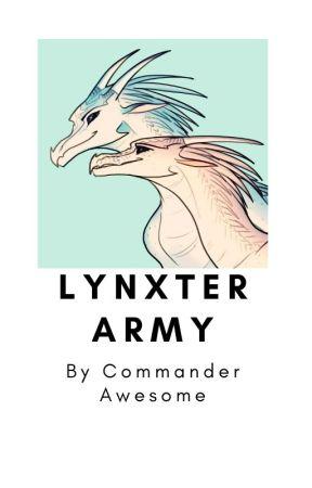 LYNXTER ARMY! by Awesomedragon2