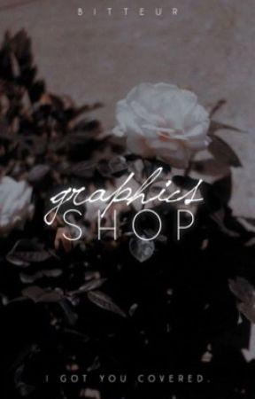 Graphics Shop | CLOSED by bitteur