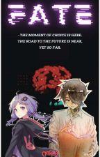 Fate (TPN Ray X OC: Faith - 83194) by crystalliXe_