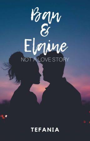 Ban & Elaine by tefania_stories