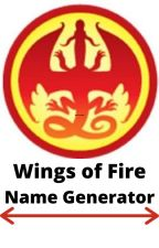 Wings of fire name generator by SoftballStar22