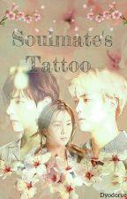 Soulmate's Tattoo by Dyodorue