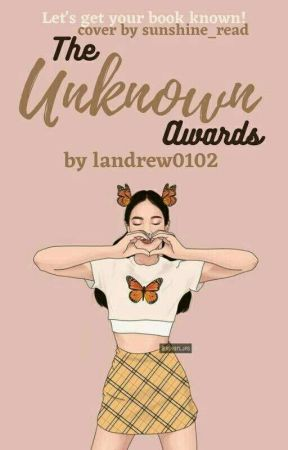 The Unknown Awards 2020|OPEN (FIRST EDITION) by landrew0102