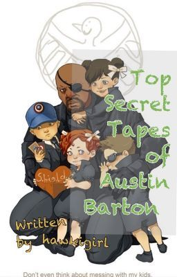 Top secret tapes of Austin Barton