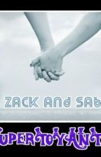 Zack and Sab ( Original Story ) by Toyantz by supertoyantz