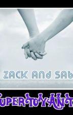 Zack and Sab ( Original Story ) by Toyantz by supertoyantz