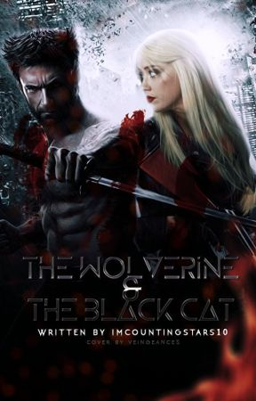 The Wolverine & The Black Cat by imcountingstars10