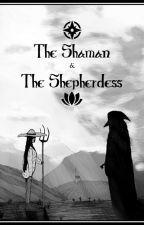 The Shaman and The Shepherdess by psychonautdrew