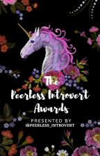 The Peerless Introvert Awards by peerless_introvert