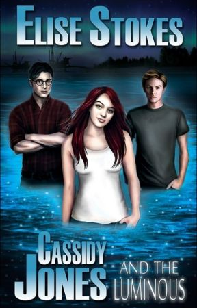 Cassidy Jones and the Luminous by EliseStokes