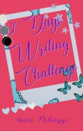 Writing challenge  by Makiesse2