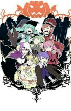 Evillious Chronicles: The daily life of the Modernized  Sinners  by KawaiiChan645