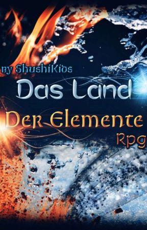 Das Land der Elemente [Rpg| O P E N] by LiberiBirds
