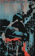 Oh, Birds That Fly (Dick Grayson x Fem! Percy Jackson) by TheDarksOne