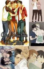 One Direction One Shots (All Ships) by purpleeyestelllies