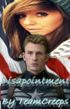 Disappointment (Captain Americas daughter) by TeamCreeps