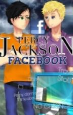 Percy Jackson: facebook by MidnightFire14