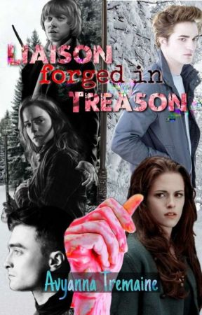 Liaison forged in Treason by AvyannaTremaine