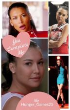 You Complete Me ~ Santana Lopez by Hunger_Games25