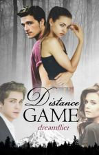 The Distance Game (#Wattys2015) by dreamflier