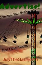 """The """"Advertise Your Own Book"""" Book by JulyTheGazillionth"""