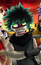deadly killers  ( villain deku) by tanjiro55