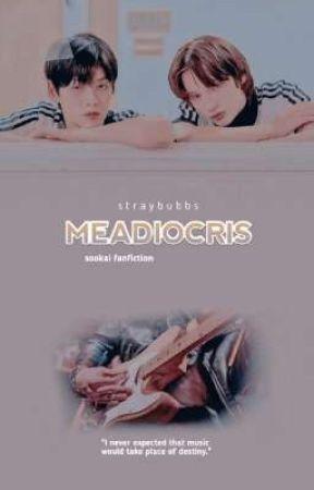 Meadiocris | sookai by straybubbs