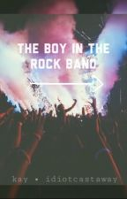 the boy in the rock band ➳ m.c.  by idiotcastaway