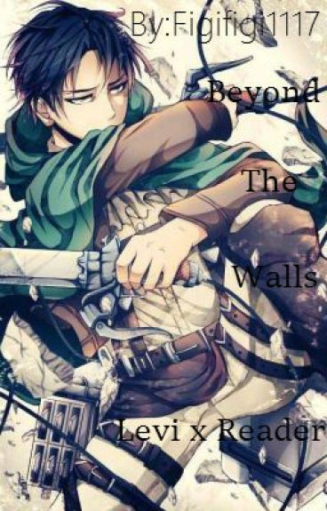 Beyond The Walls (Levi x Reader)(Complete)