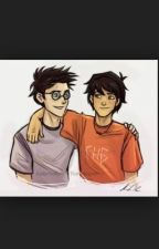 Demigods at Hogwarts (a Percy Jackson and Harry potter crossover) by ReadingWolf555