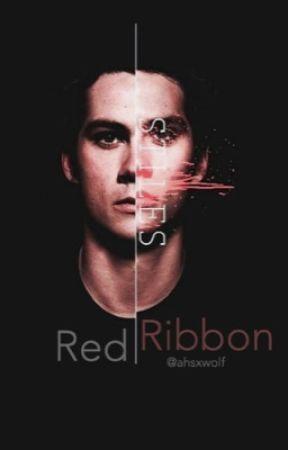 Red Ribbon ✦ 1 by Ahsxwolf