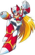 Zero X Reader (Mega Man X) by Robo-Kawaii-Chan