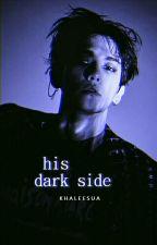 his dark side ; byun baekhyun by khaleesua