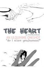 The Heart by blushedorange
