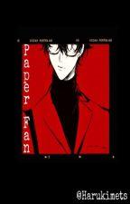 Paper Fan || Katekyo Hitman Reborn by JutsuAki