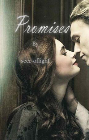 Promises (The Mortal Instruments College AU) by seer-oflight