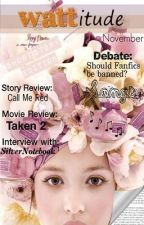 Wattitude Magazine - November 2012 by WattitudeMagazine