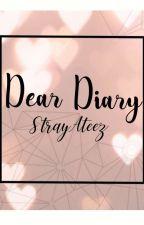 Dear Diary   Lines by StrayAteez