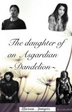 The Daughter of an Asgardian by Maroon_Avengers