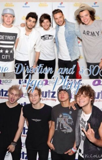 One Direction/5SOS Age Play