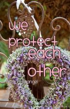 We protect each other~ A modern day HG fanfic by TheSnowyAngel