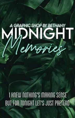 midnight memories ¦ a graphic shop by coilykinkymess