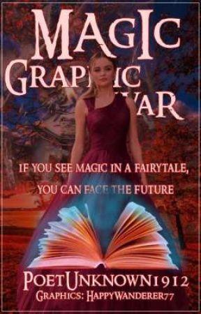 Magic Graphic War by HappyWanderer77