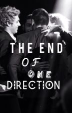 The end of One Direction  by Zainydays