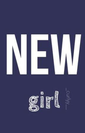 New Girl / TeenDWMarvelLock by _curlyy__